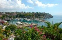 Férias na Riviera de Antalya