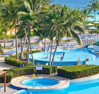 Hotéis de 5 estrelas em Cuba