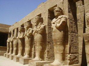 Pacote de viagens para o Egipto