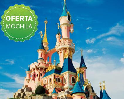 Férias baratas na Disney Paris