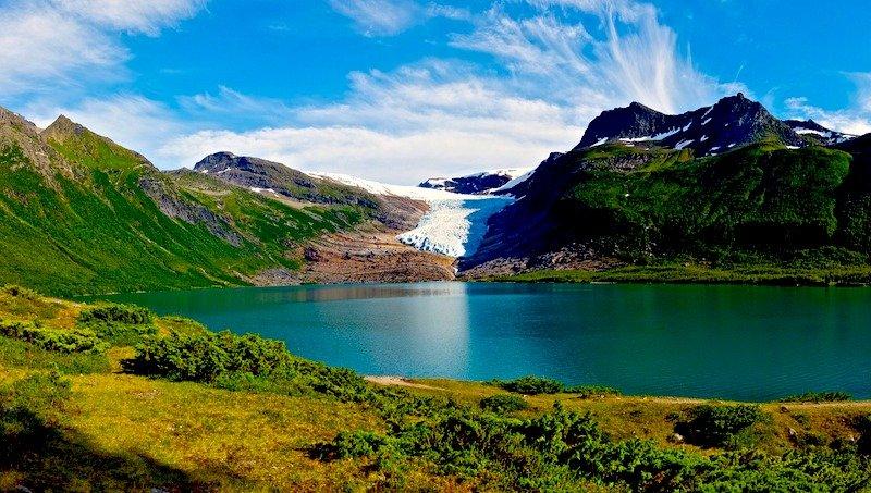 Viagens aos fiordes da Noruega nos meses de Verão