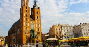 Circuito turístico na Polónia