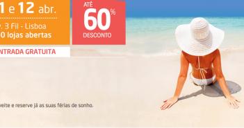 Promoções de férias na agência Abreu