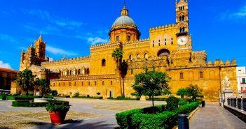 Roteiro turístico na Sicília