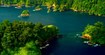 Férias promocionais em São Tomé