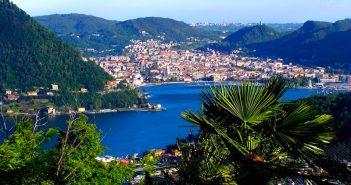 Viagem à Cote D'Azur, Lagos Italianos e Alpes