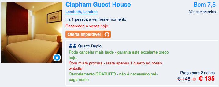 clapham-guest-house