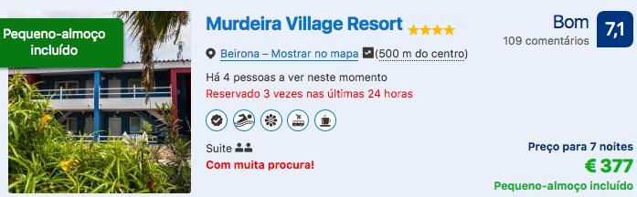 Murdeira Village